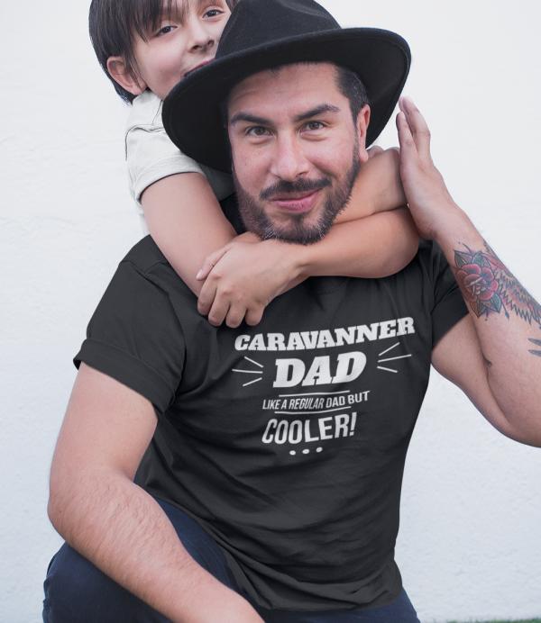 caravanner dad like a regular dad but cooler1