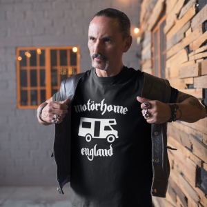 Motohome England Parody Shirt